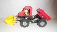 Technic - 8848 - Power Truck
