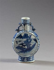 """Moon Flask"" vase – China – 19th century"