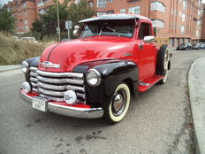 Chevrolet - 3100 Pick Up - 1953