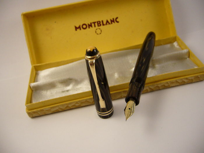 Montblanc 244 G., Tiger Eye rare fountain pen