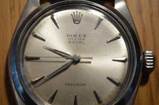 Rolex Oyster Royal Precision - heren