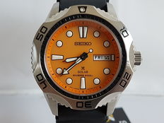 Seiko Solar Prospex diver – Wristwatch – Never worn, mint condition.