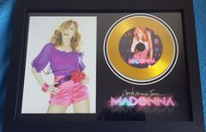 Madonna Confessions Tour - Framed Record