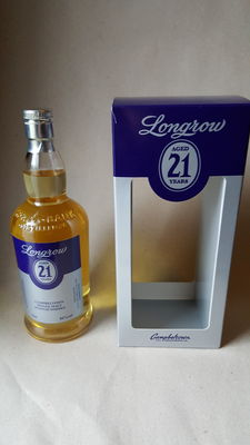 Longrow 21 years old Springbank Open day Festival 2016