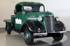 Oldsmobile - pick-up - 1938