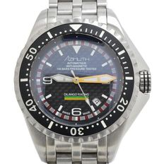 Azimuth Xtreme-1 Sea-Hum Dilango Racing, limited edition – diver's watch for men – never worn