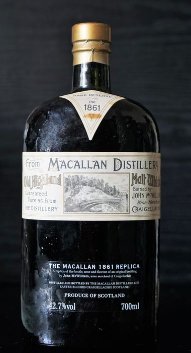 The Macallan 1861 Replica Single Malt Scotch Whisky