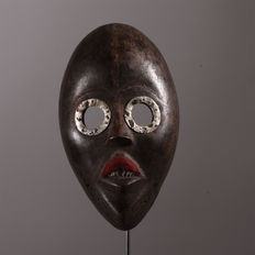 Authentic DAN mask - Ivory Coast