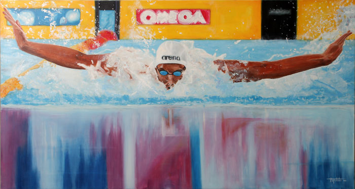 Darko Topalski - Swimmer