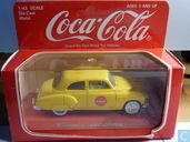 Model cars - Solido - 1950 Chevrolet Sedan 'Coca Cola'