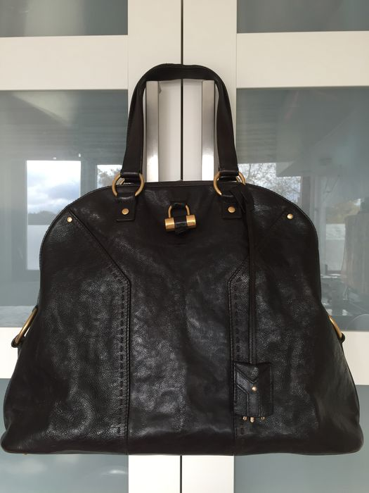 YSL Yves Saint Laurent - Muse Travel Large Bag - Catawiki 4e2728a6f8