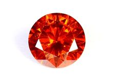 Red diamond – 0.25 ct
