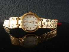 Krug Baumen Charleston diamond – men's wristwatch – never worn