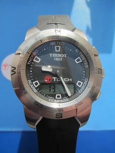 Tissot T-Touch – Multifunktions-Herrenuhr – 2006