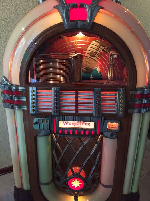 Original Wurlitzer 1015 Jukebox from 1946 - Catawiki