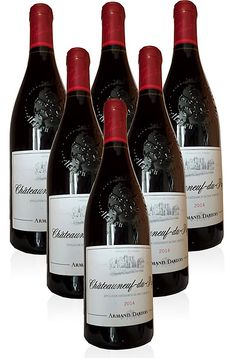 2015 Châteauneuf-du-Pape Armand Dartois - 6 bottles at 0.75l each