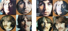 """The Beatles  2 LP  Picture Disc Set  """"The Beatles  /  The White Album""""  -  Collectable Unplayed Beatles Vinyl !"""