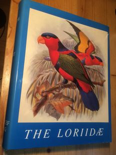 Parrots - Lot with 2 books - 1981/1992