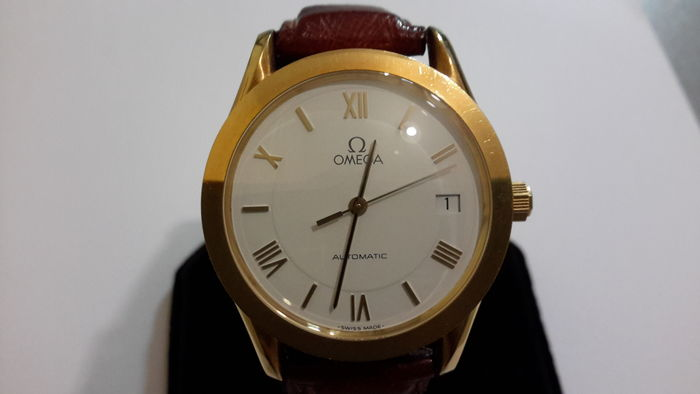 Omega Date – men's watch – '70s/'80s