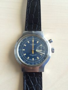 Longines Munich - men's watch - 1972 - reference number: 8614/1