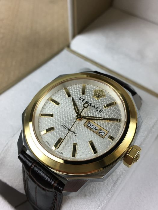 Versace Edition Dylos Automatic Limited 05801000 rdeBCxo