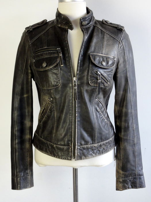 20309948 Arma – Biker jacket – Vintage look - Catawiki