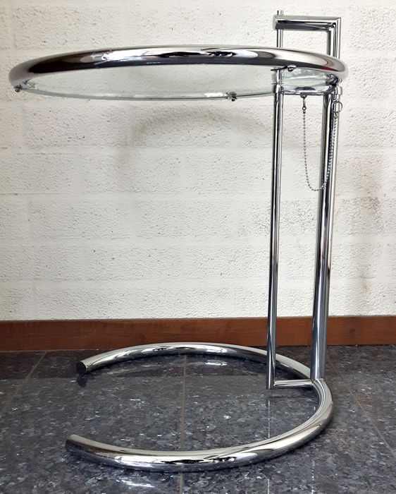 Eileen Gray By Classicon U2013 Side Table E1027
