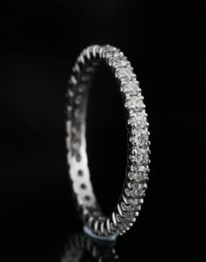 18kt diamond ring approx. 0.70ct