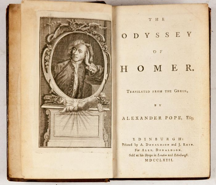 the greeks as portrayed by homer in the odyssey Roles of the greek gods in the odyssey of homer essay throughout the epic of the odyssey of homer, odysseus, the main protagonist, receives help, and is frowned upon by the gods.