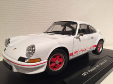 Welly - Scale 1/18 - Porsche 911 Carrera RS, 1973