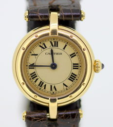 Cartier -  Ladies Wristwatch - 1980's