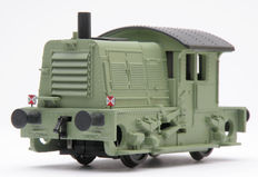 "Roco H0 - 4153 - Diesel locomotive 200/300 ""Sik"" of the NS in revision, dummy"