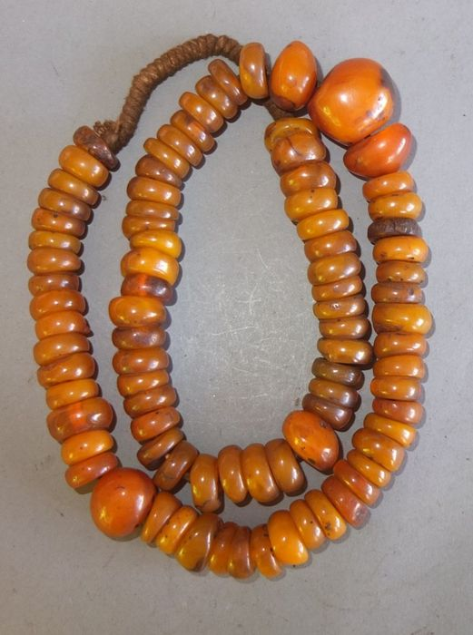 collier homme nepal