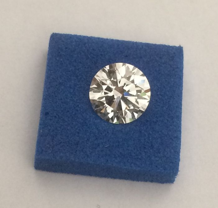 Diamante da 1,01 ct, F VVS 2