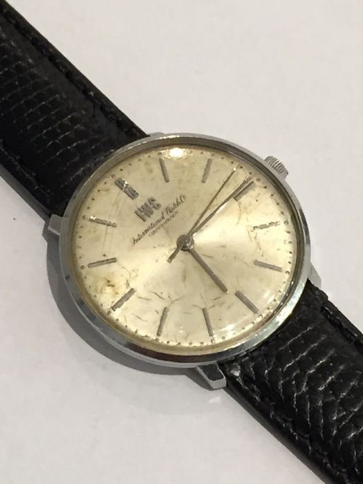 schaffhausen men Jomashopcom features a huge selection of authentic iwc watches at low located in schaffhausen plated dial chronograph 18k rose gold men's watch $19,92000.