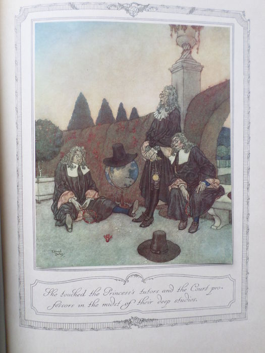 Fairy tales; Sir Arthur Quiller Couch (retold) and ...
