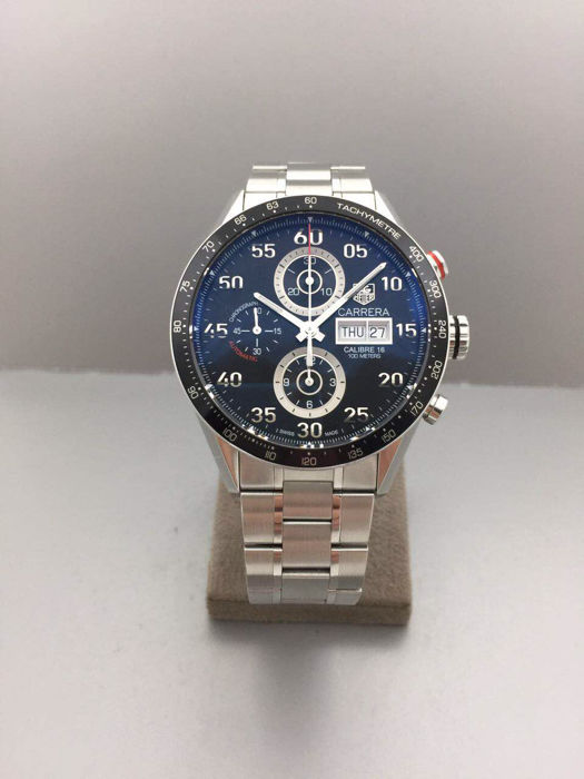 tag heuer carrera calibre 16 day date chronograph mens 39 watch 2011 catawiki
