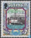 Postage Stamps - Guernsey - Ships