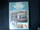 Jane's urban transport systems 1992-93