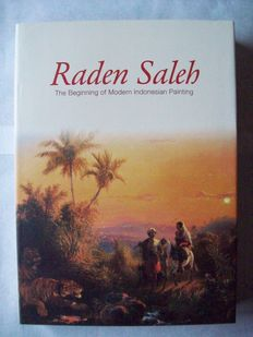 Boek; Werner Kraus & Irina Vogelsang - Raden Saleh: The Beginning of Modern Indonesian Painting - 2012