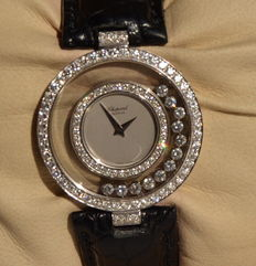 CHOPARD HAPPY DIAMONDS  ladies' wristwatch – modern