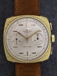 Breitling Vintage Top Time - Men's watch - 1970s