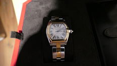 Cartier Roadster automatic men 11/2007