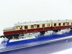 "Roco N - 23390 -  Accumulating (battery) wagon ""Wittfeld"" of the DRG"