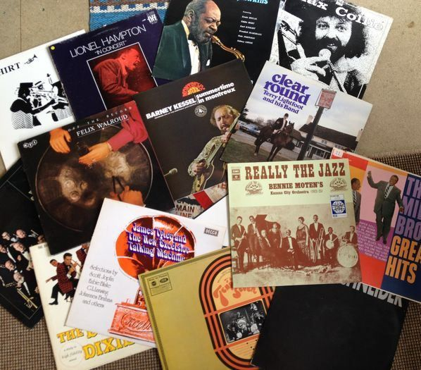 Lot Of Fifteen ( 15 !!) Jazz Records With a VERY GREAT VARIATION Of Styles
