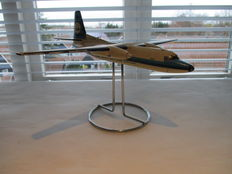 Model Fokker f27 plane (factory model) created by Maarten Maan Verkuyl