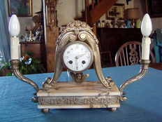 Art Deco clock, circa 1930