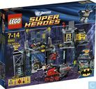Lego 6860 The Batcave