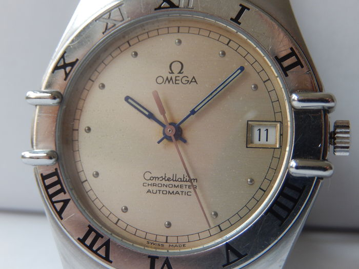Automatic Chronometer Omega Constellation Manhattan