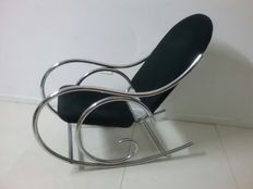 Space Age Rocking Chair
